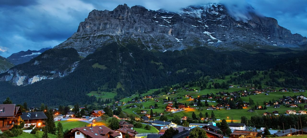 Grindelwald, BE, Switzerland