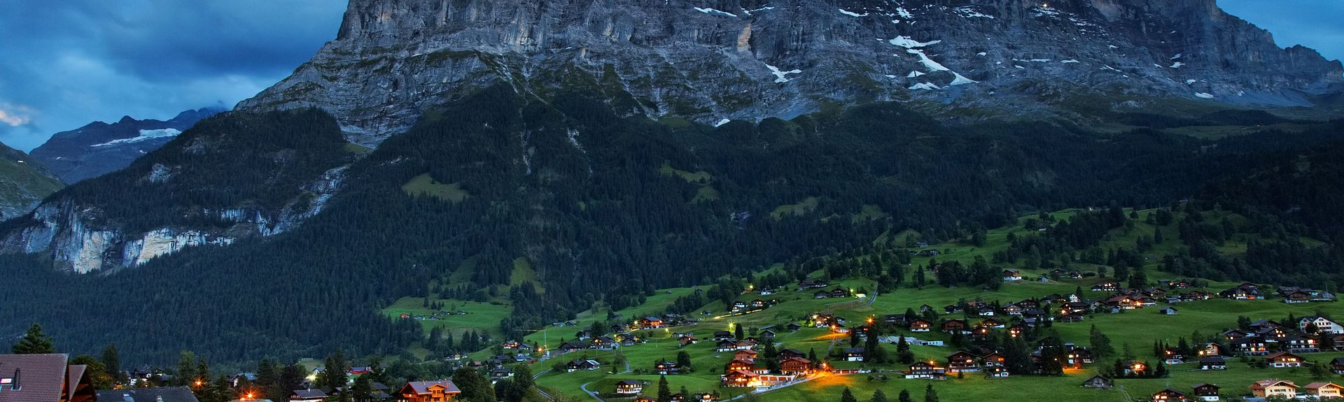 Grindelwald, Bern, Switzerland