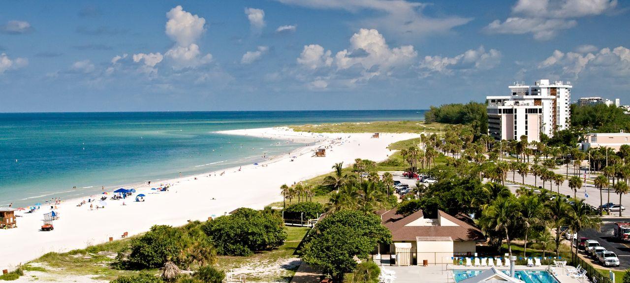 Lido Key, Sarasota, Florida, Vereinigte Staaten