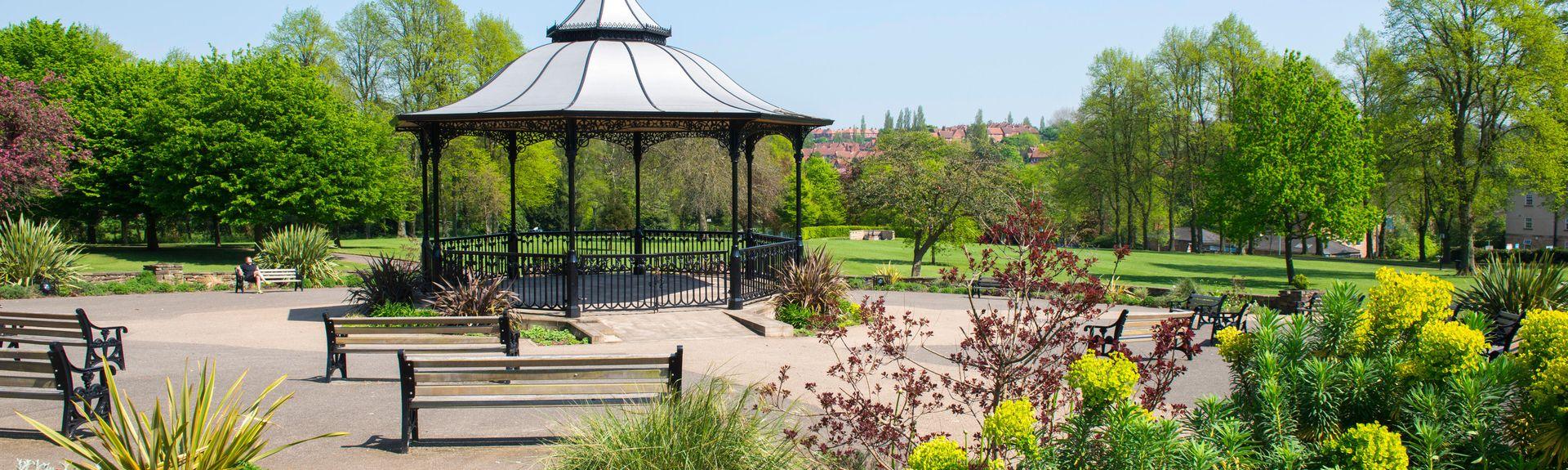 Mansfield, Nottinghamshire, UK