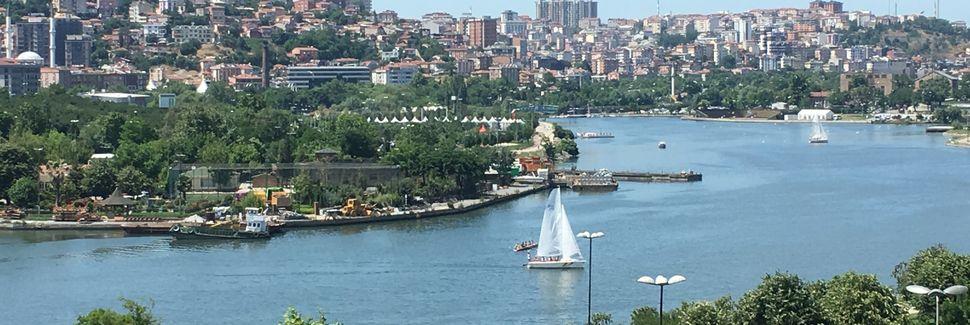 Arnavutkoy, Istanbul, Tyrkia