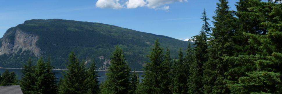 Shuswap Lake Provincial Park, Scotch Creek, British Columbia, Canada