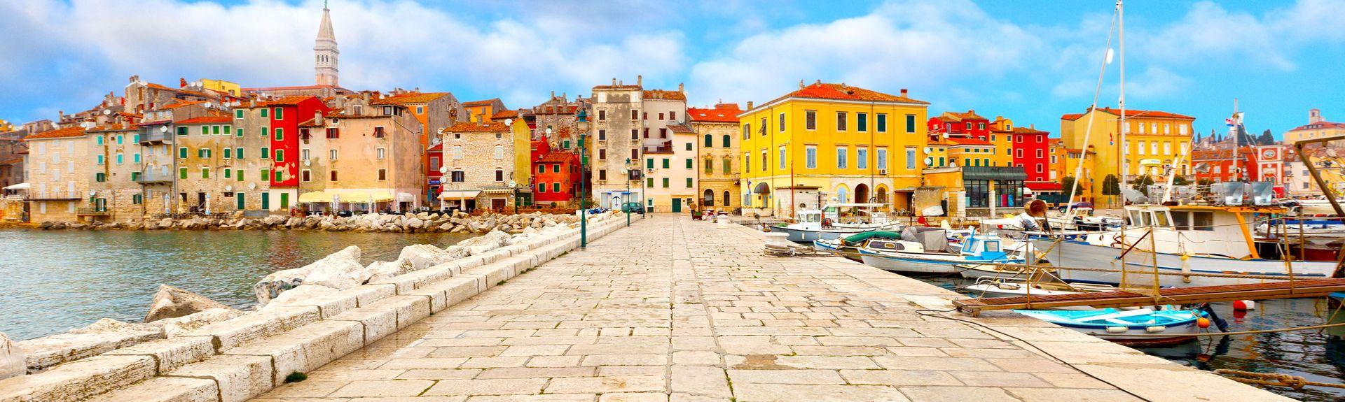 Porec, Istrië (provincie), Kroatië