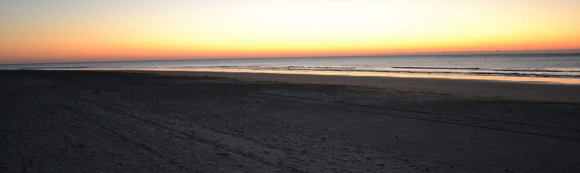 Mariners Walk, Isle of Palms, Caroline du Sud, États-Unis d'Amérique