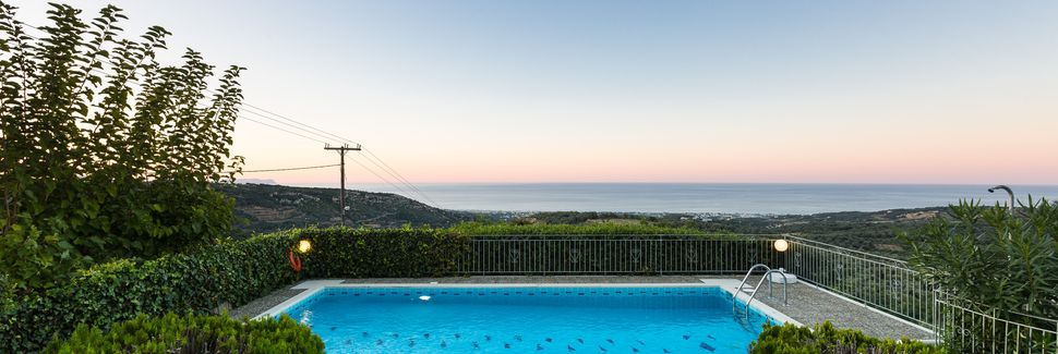 Mylopotamos, Isla de Creta, Grecia