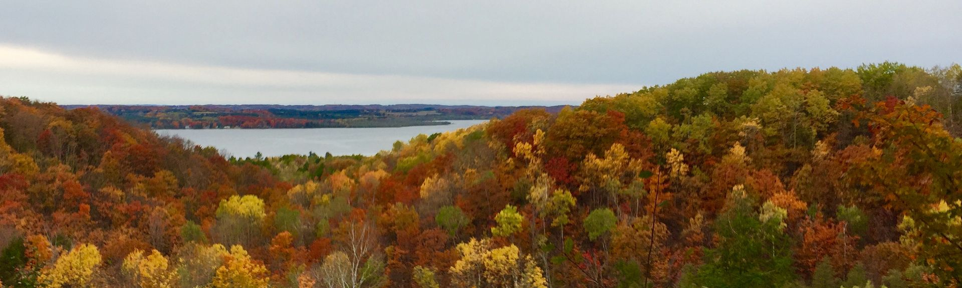 Intermediate Lake, Central Lake, Michigan, Forente Stater