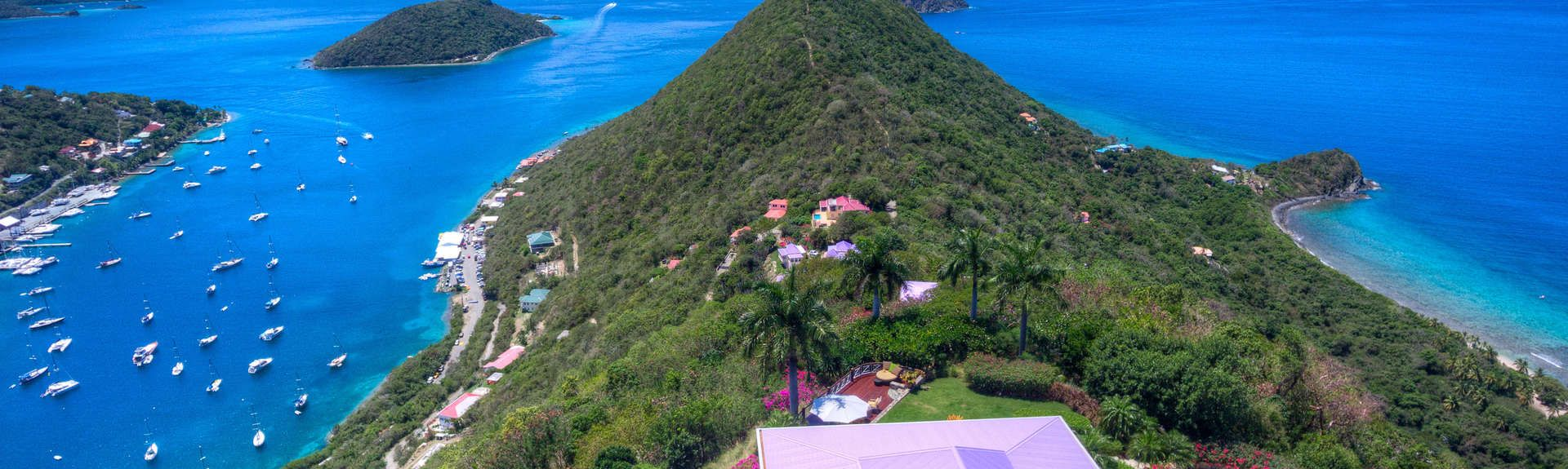 Smuggler's Cove, Tortola, British Virgin Islands