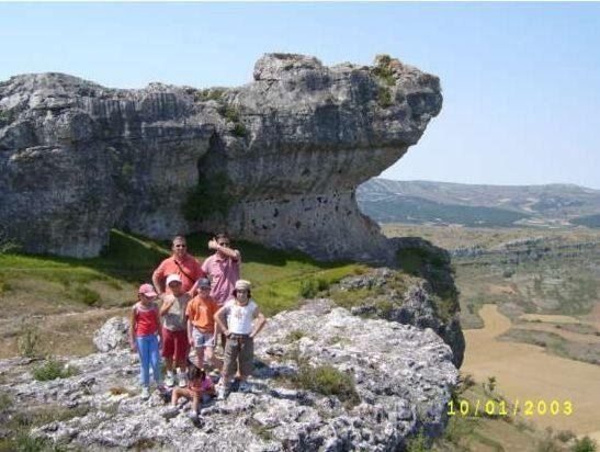 Valderredible, Cantabria, Spain