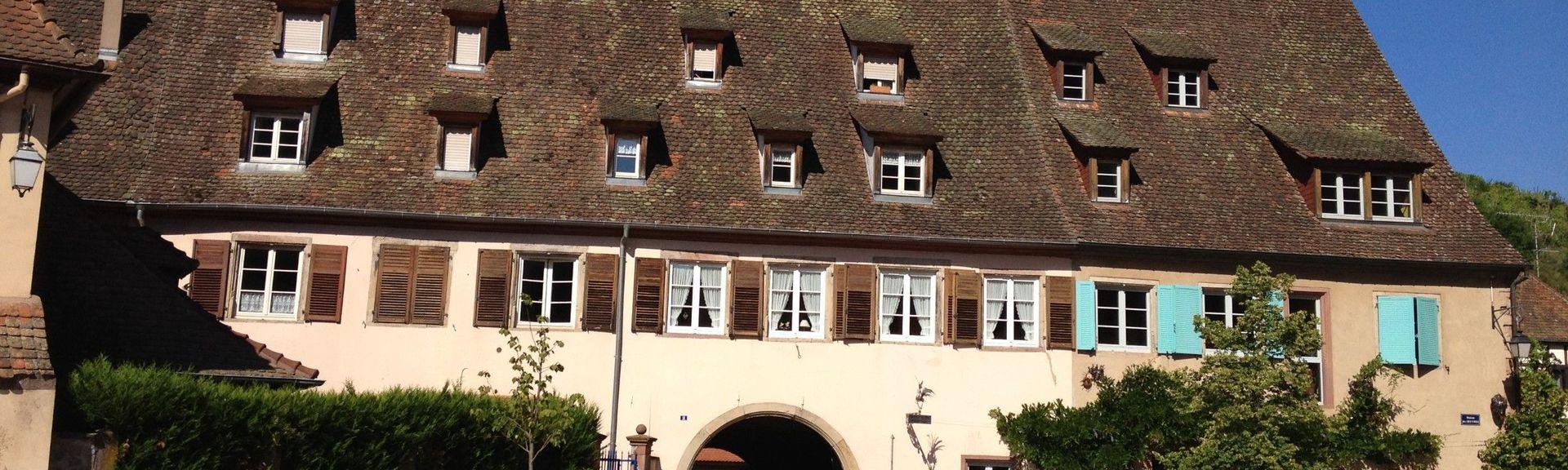 Andlau, Bas-Rhin (Département), Frankreich