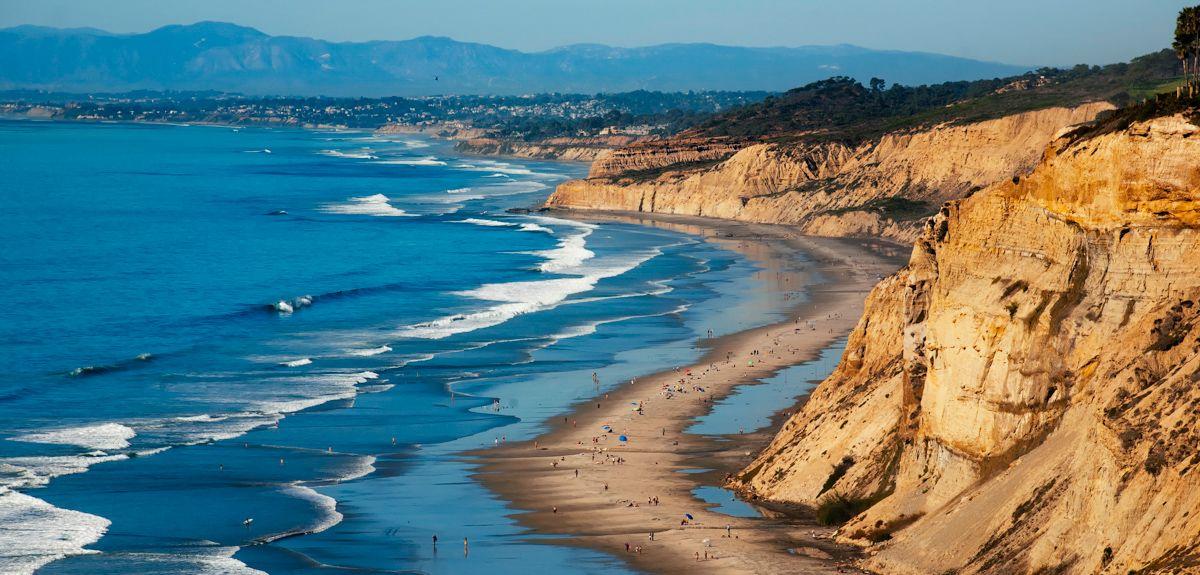 Pacific Beach Park, San Diego, Californie, États-Unis d'Amérique