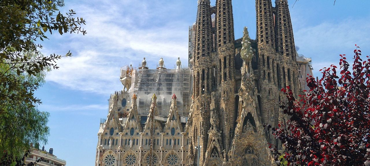 Sant Gervasi, Barcelona, Catalonia, Spain