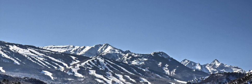 Snowmass Ski Area, Snowmass/Aspen, CO, USA