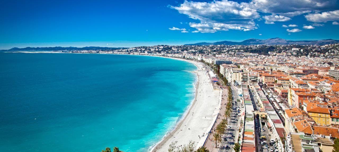 Saint Pierre de Féric, Nice, Provence-Alpes-Côte d'Azur, Frankrike