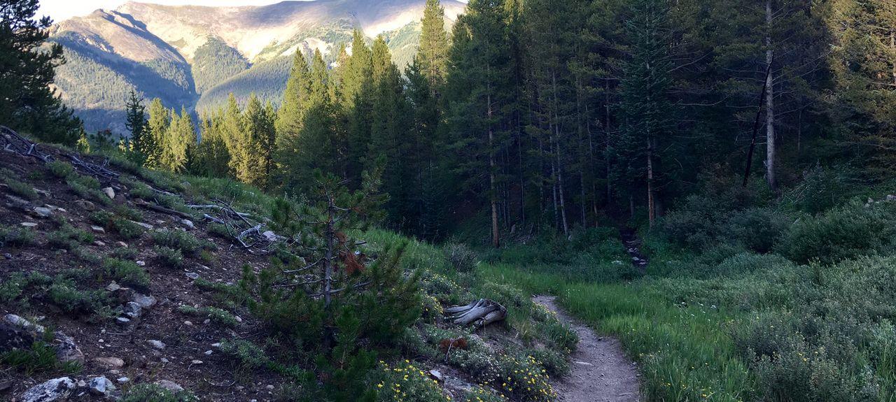 Lewis Ranch, Copper Mountain, CO, USA