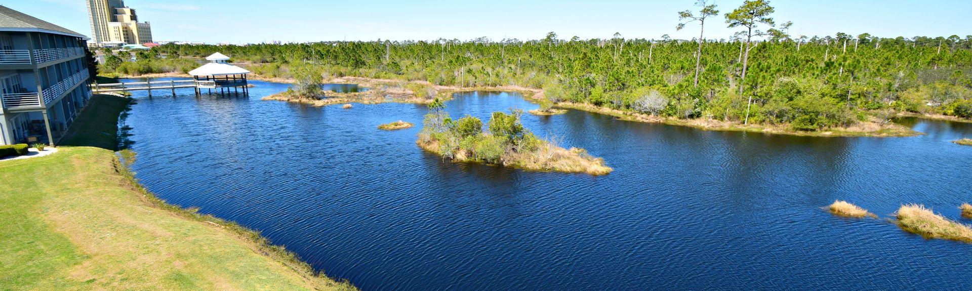 Romar Lakes (Orange Beach, Alabama, Estados Unidos)
