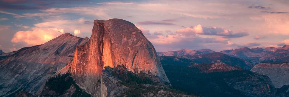 Sentinel Dome, California, Stati Uniti d'America