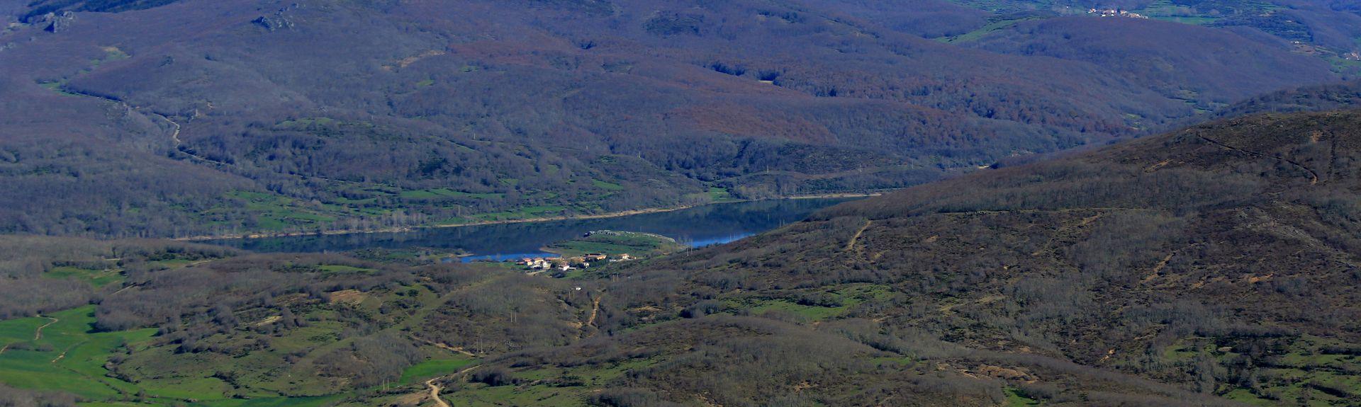 Salinas de Pisuerga, Castilla y León, España