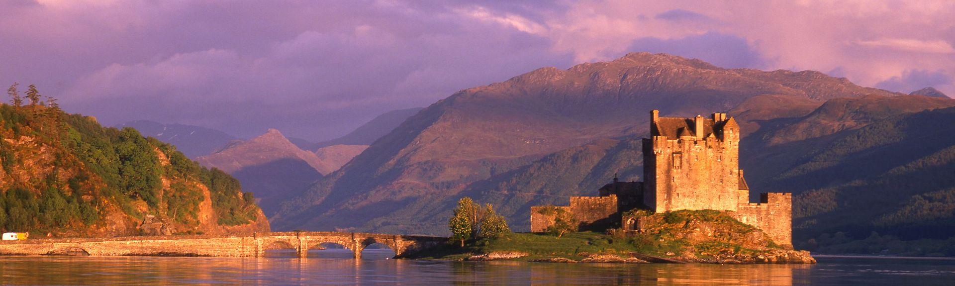Glen Coe Mountain Resort, Ballachulish, Schotland, Verenigd Koninkrijk