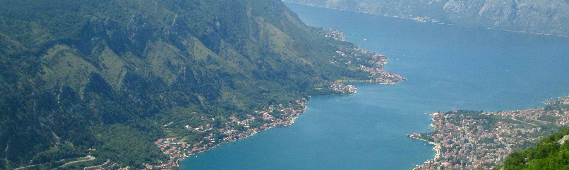 Gornji Morinj, Kotor Municipality, Montenegro