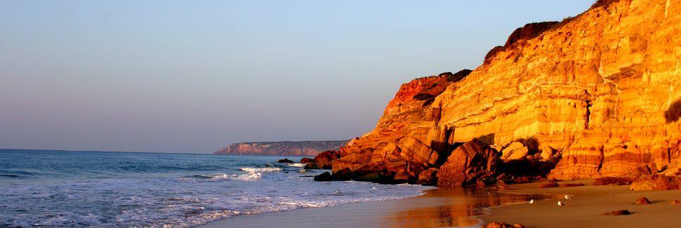 Salema, Budens, Distrikt Faro, Portugal