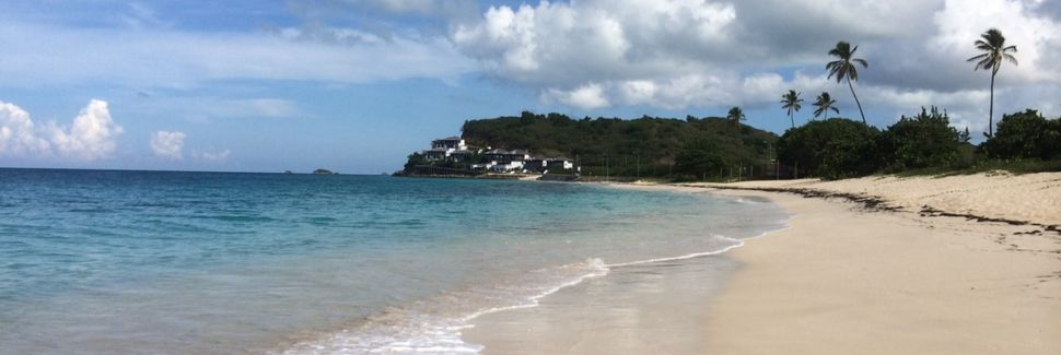 Five Islands village, Saint-John, Antigua-et-Barbuda