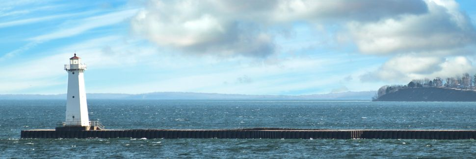 Sodus Bay, North Rose, New York, Stati Uniti d'America