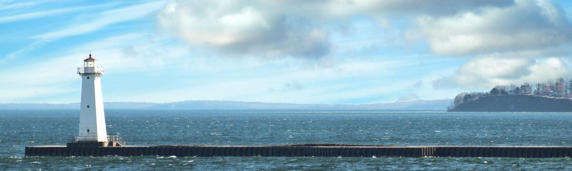 Sodus Bay, New York, United States of America