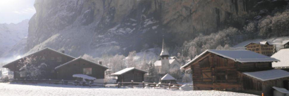 Wintersportort Bettmeralp, Bettmeralp, Wallis, Schweiz