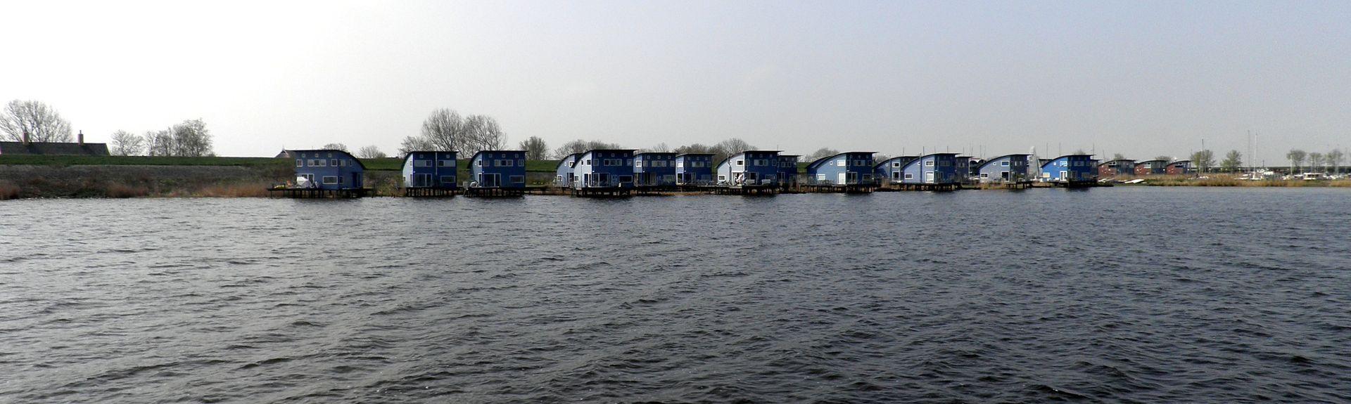Kollumerpomp, Friesland, Netherlands