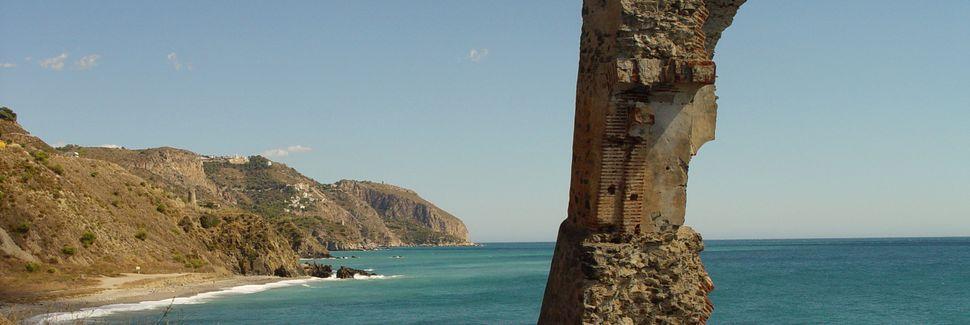 Acapulco Playa, Nerja, Andalousie, Espagne