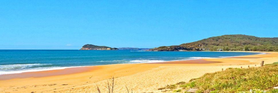 Great Mackerel Beach, NSW, Australia