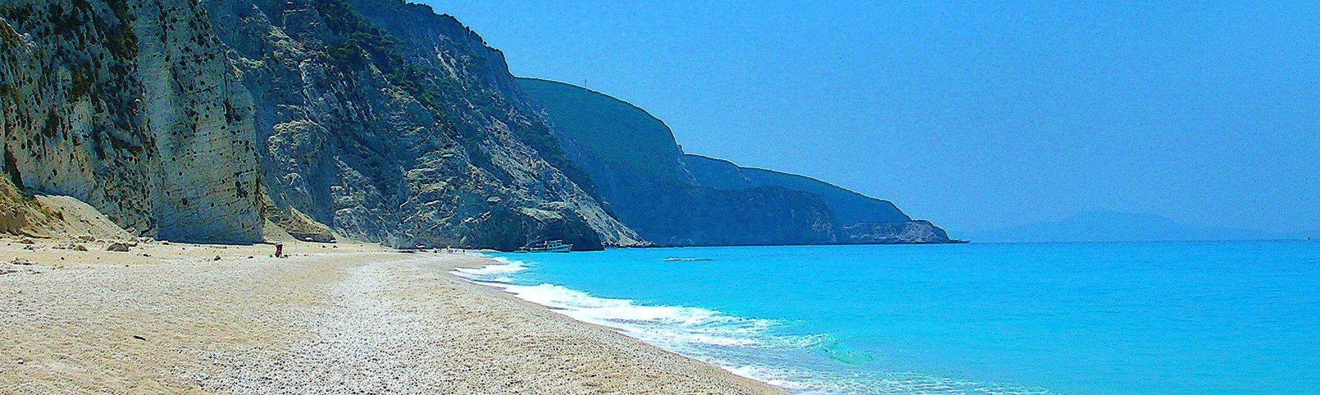 Nidri, Peloponnes, Grækenland