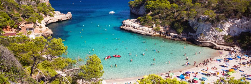 Cala Llombards, Balearic Islands, Spain