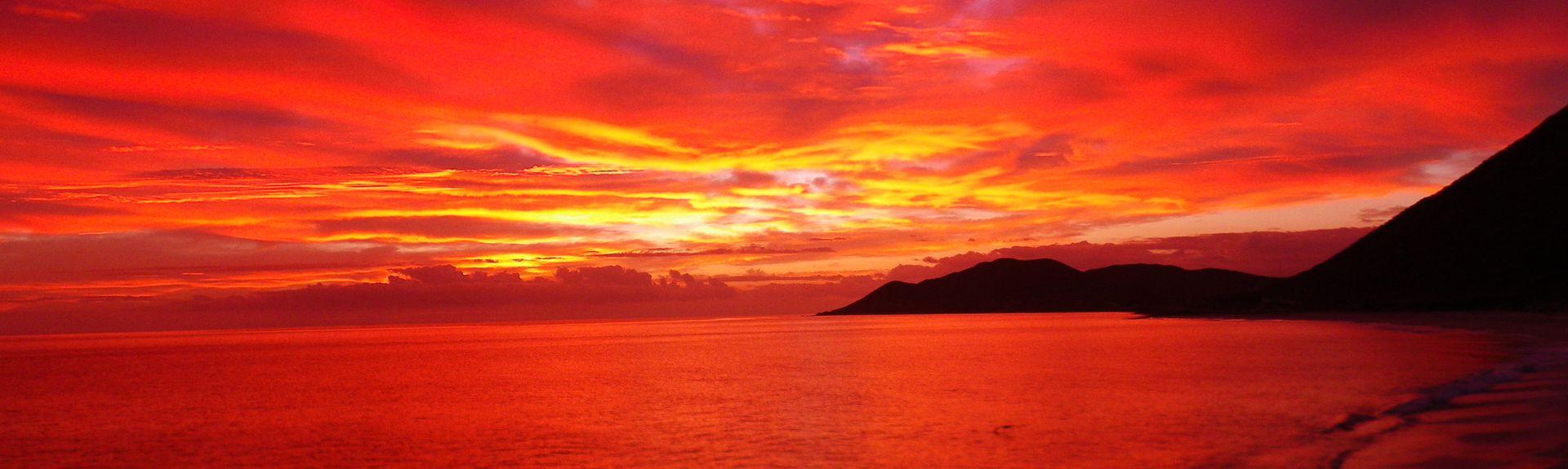 Playa La Ribera, La Ribera, Baja California Sur, México