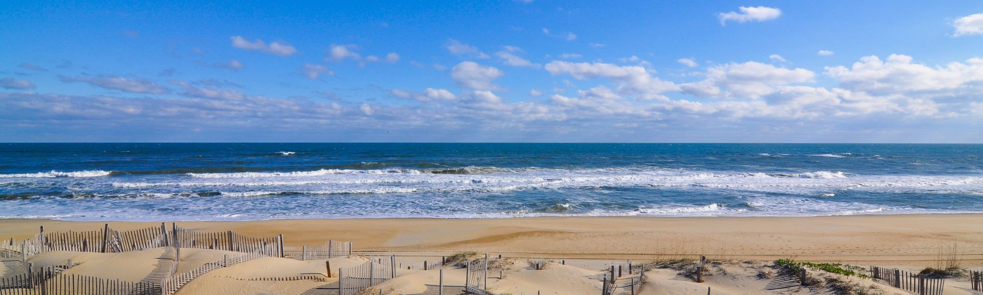 South Nags Head, Nags Head, North Carolina, USA