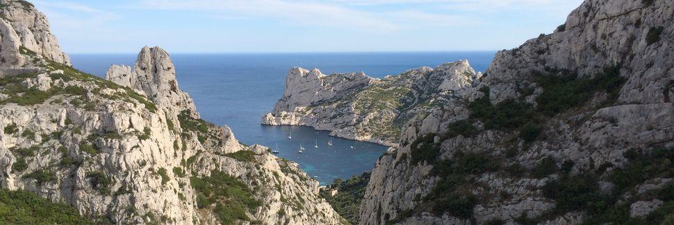 Les Baumettes, Marseille, France