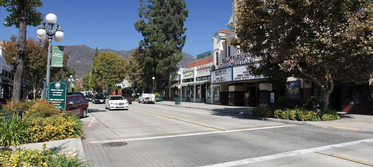 Monrovia, California