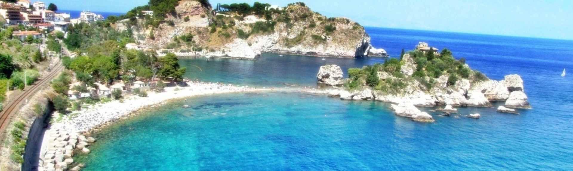 Castroreale, Sicilië, Italië