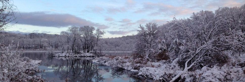 Culver lake, Frankford, NJ, USA