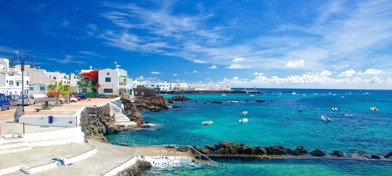 Playa Blanca, Lanzarote, Spain