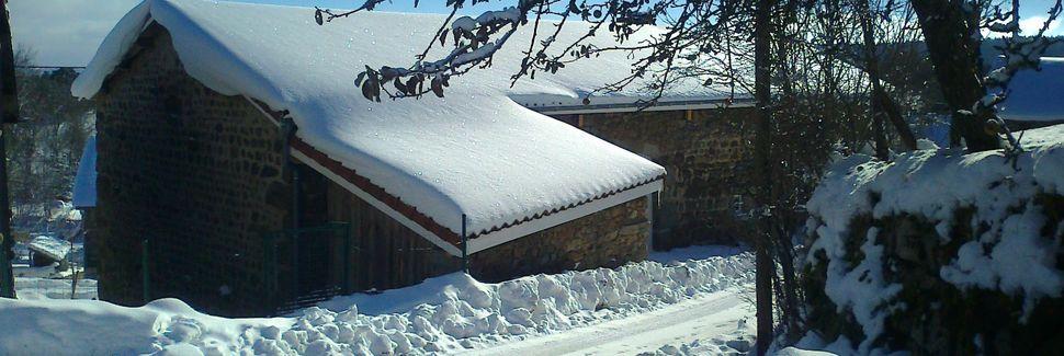 Usson-en-Forez, Auvergne-Rhône-Alpes, Frankrig
