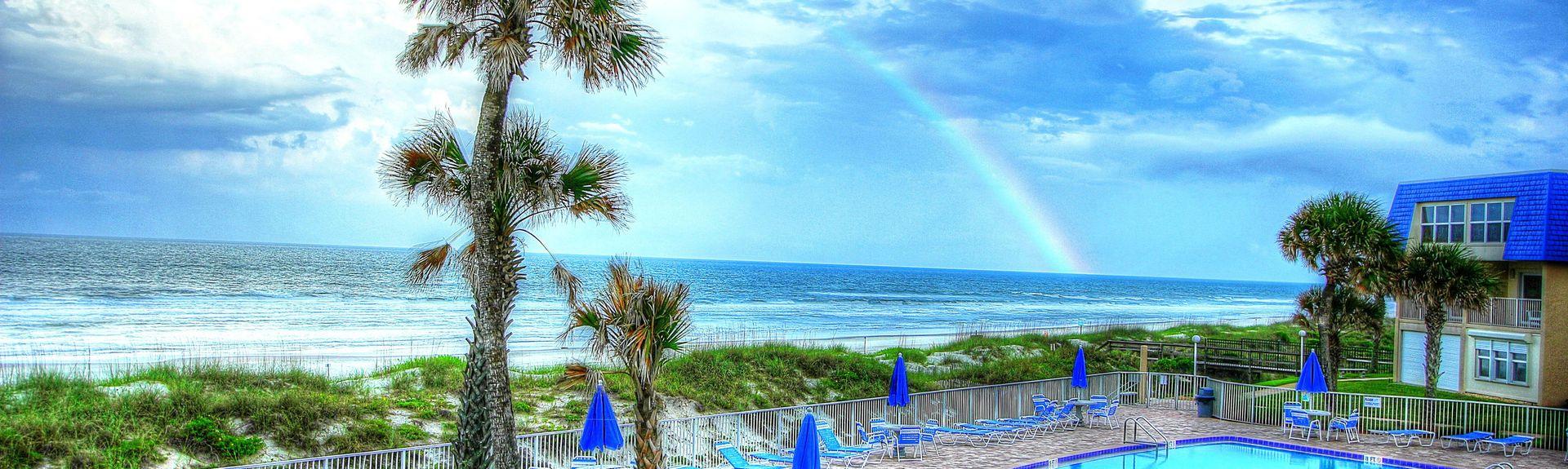 Crescent Sandpiper, Crescent Beach, FL, USA