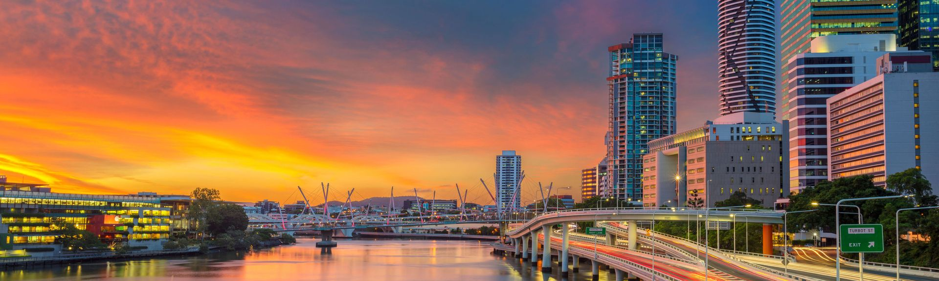 Brisbane City, Queensland, Australien