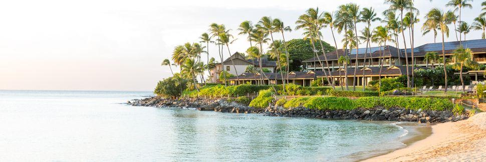 Napili Shores Maui, Lahaina, HI, USA (Napili, Hawaii, Forente Stater)