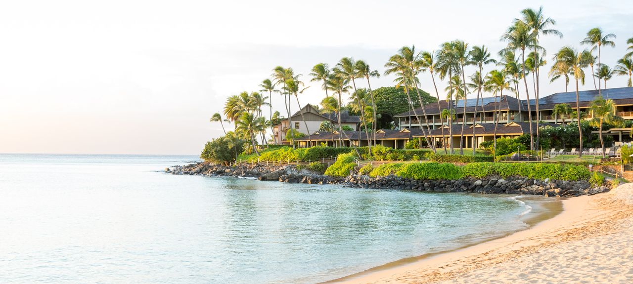 Napili Shores Maui, Lahaina, HI, USA