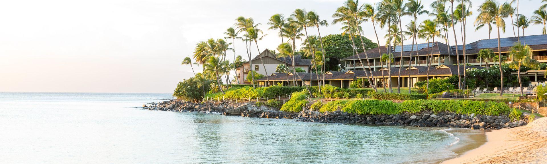 Napili Shores Maui, Lahaina, HI, USA (Napili, Hawaï, États-Unis d'Amérique)