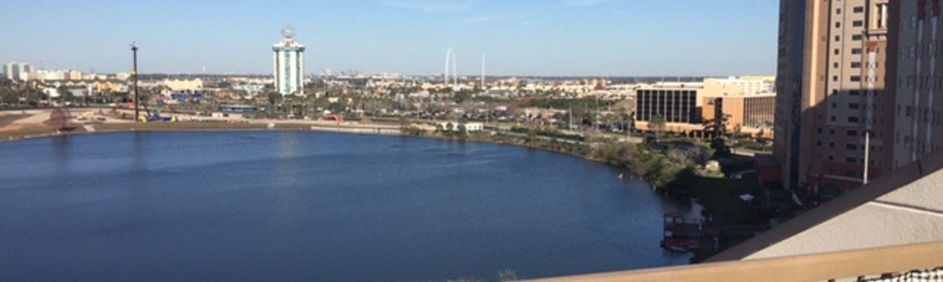 Rock Lake, Orlando, Florida, United States of America