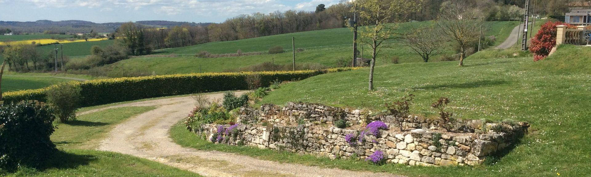 Vouzan, Charente, França