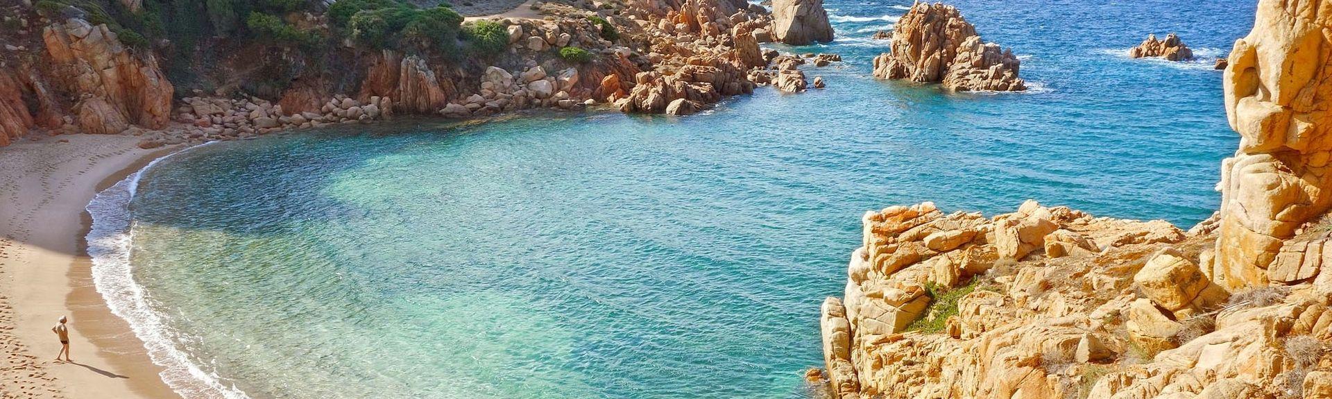 Luogosanto, Sardinia, Italia
