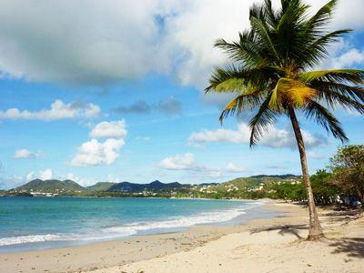 Canaries Bay, Anse La Raye, Saint Lucia